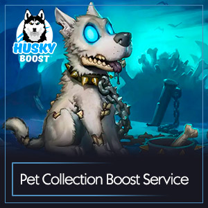 Pet Collection Boost Service