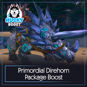 Primordial Direhorn Package Boost