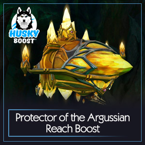 Protector of the Argussian Reach Boost
