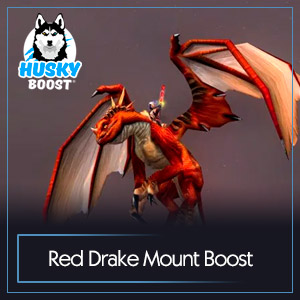 Red Drake Mount Boost
