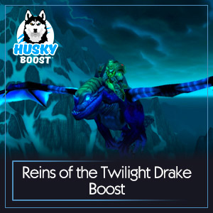 Reins of the Twilight Drake Boost