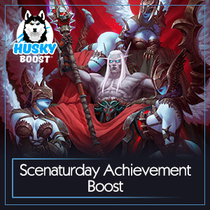 Scenaturday Achievement Boost