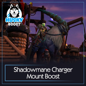 Shadowmane Charger Mount Boost