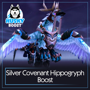 Silver Covenant Hippogryph Boost