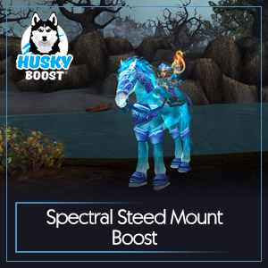 Spectral Steed Mount Boost