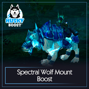 Spectral Wolf Mount Boost