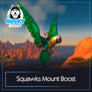Squawks Mount Boost