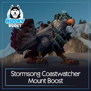 Stormsong Coastwatcher Mount Boost