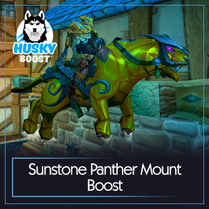 Sunstone Panther Mount Boost