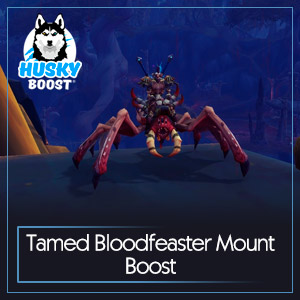 Tamed Bloodfeaster Mount Boost