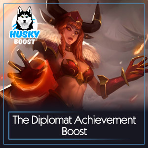 The Diplomat Achievement Boost