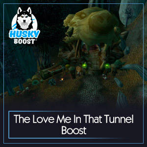 The Love Me In That Tunnel Boost
