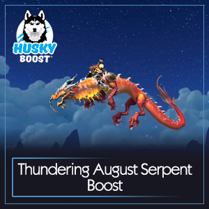 Thundering August Serpent Boost