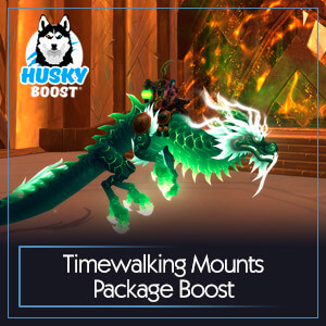 Timewalking Mounts Package Boost