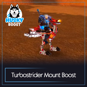 Turbostrider Mount Boost