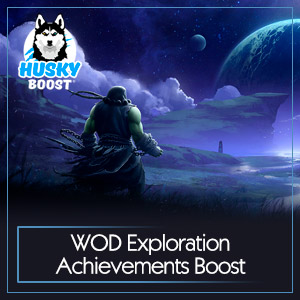 WOD Exploration Achievements Boost