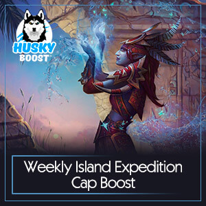 Weekly Island Expedition Cap Boost