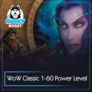 Wow Vanilla Classic Power Leveling Boost Service