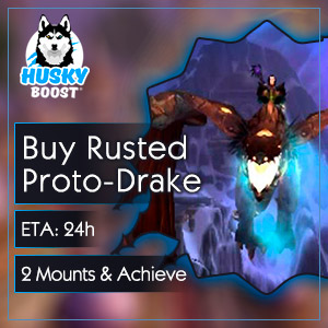 Rusted Proto-Drake Mount Boost