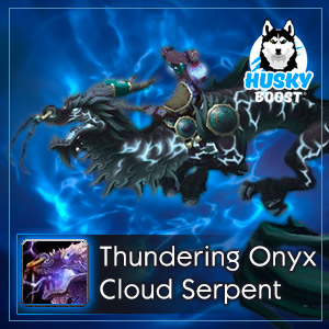 Thundering Onyx Cloud Serpent Boost