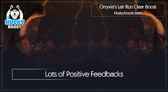 Wow Classic Onyxia's Lair Clear Run Boost