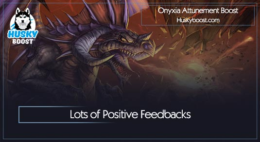 Wow Classic Onyxia Attunement Boost