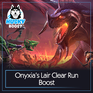 WoW Classic Onyxia's Lair Run Boost