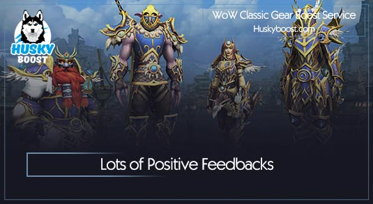 WoW Classic Gear Boost Service