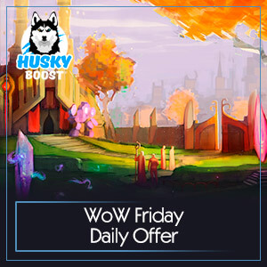 WoW Friday Daily Offer
