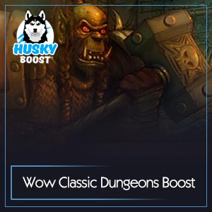 Wow Classic Dungeons Boost