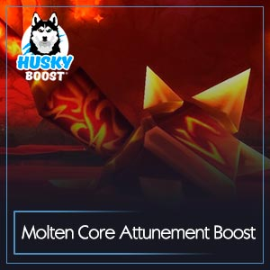 Molten Core Raid Attunement Boost Image