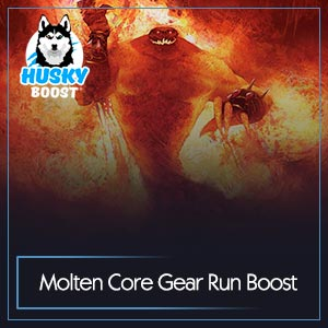 Wow Classic Molten Core Raid Run with Gear and Attunement