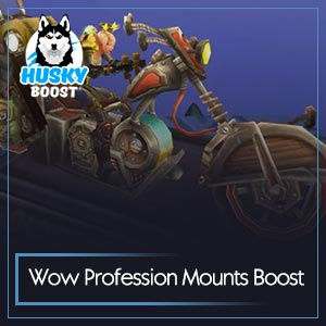 Wow Profession Mounts Boost
