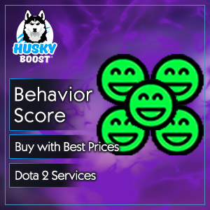 Behavior Score Dota 2 Boost Image