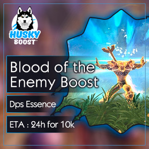 Blood of the Enemy Essence Boost