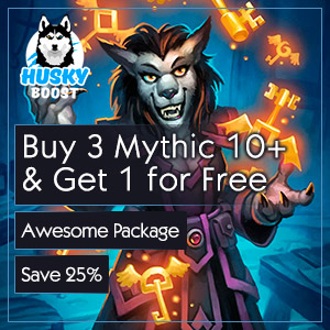 Buy 3 Mythic 10+ & Get 1 free(save 25%)