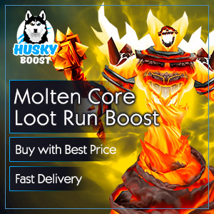 WoW Classic Molten Core Run Boost