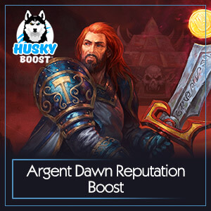 Argent Down Reputation Boost
