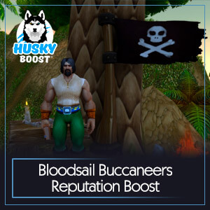 Bloodsail Bucaneers Reputation Boost