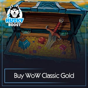 Buy WoW Classic Vanilla Gold Image