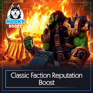 Classic Faction Reputation Boost