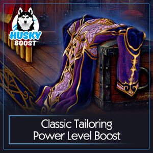 Classic Tailoring Power Level Boost