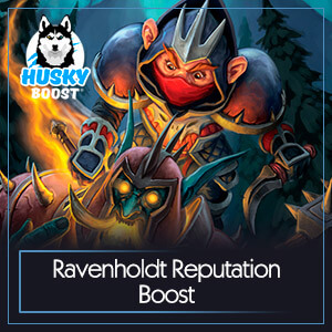 Classic Ravenholdt Reputation Boost