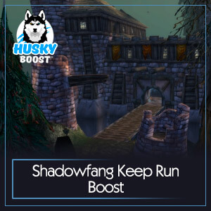 Classic Shadowfang Keep Run Boost