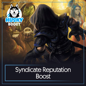 Syndicate Classic Reputation Boost