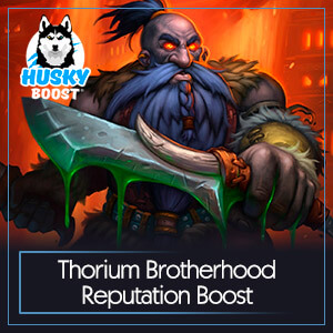 Thorium Brotherhood Reputation Boost