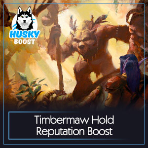 Timbermaw Hold Reputation Boost