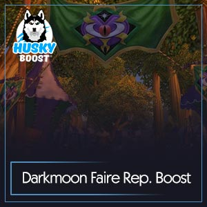 Darkmoon Faire Reputation Boost Image