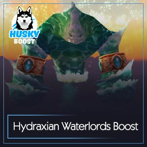 WoW Classic Hydraxian Waterlords Reputation Boost Image