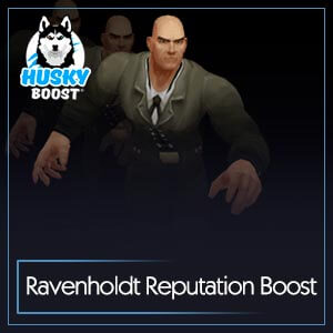 WoW Classic Ravenholdt Reputation Boost
